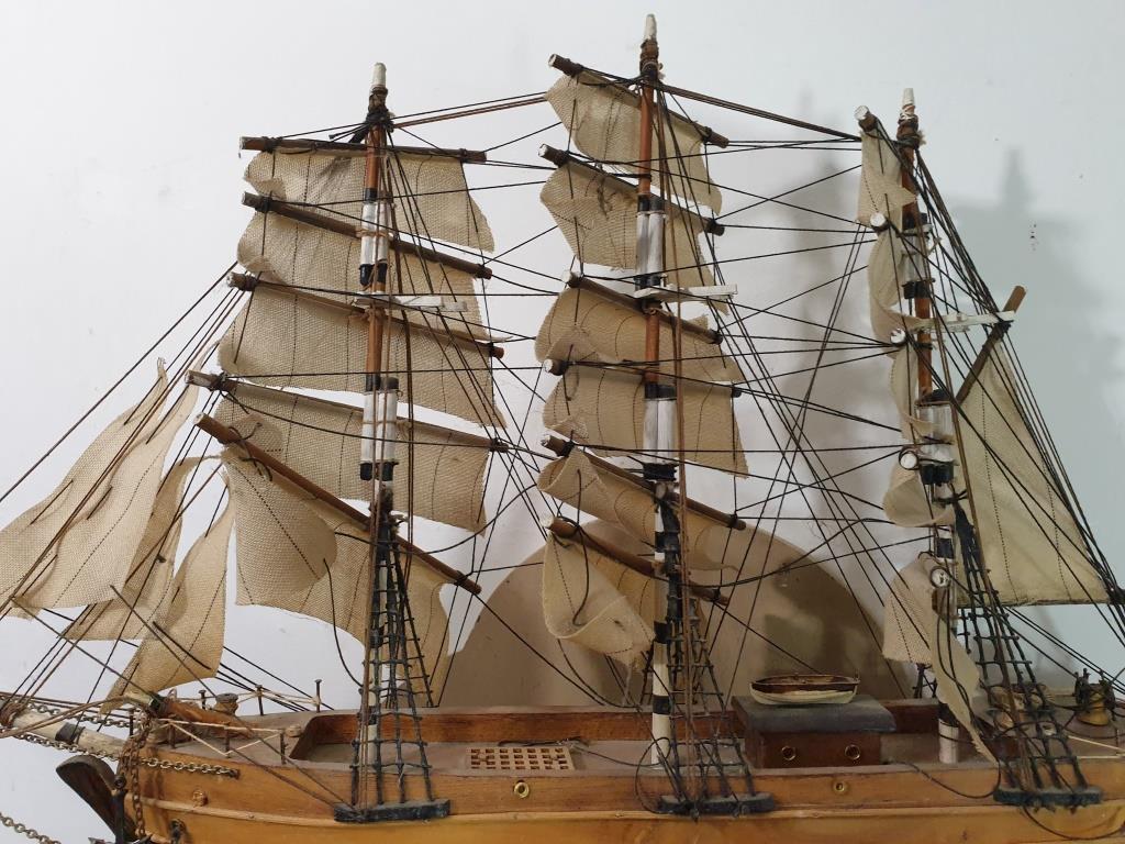 7 maquette de bateau 3 mats
