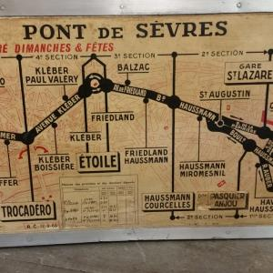 7 plan de ligne de bus de paris