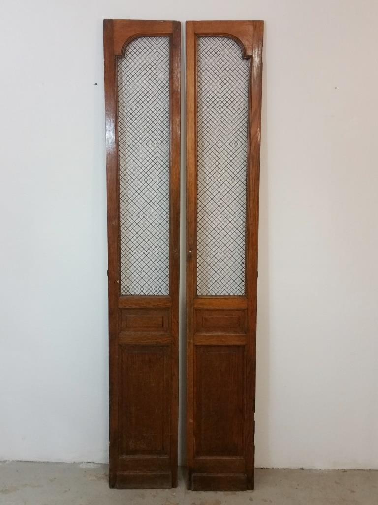 7 portes de cabine d ascenseur