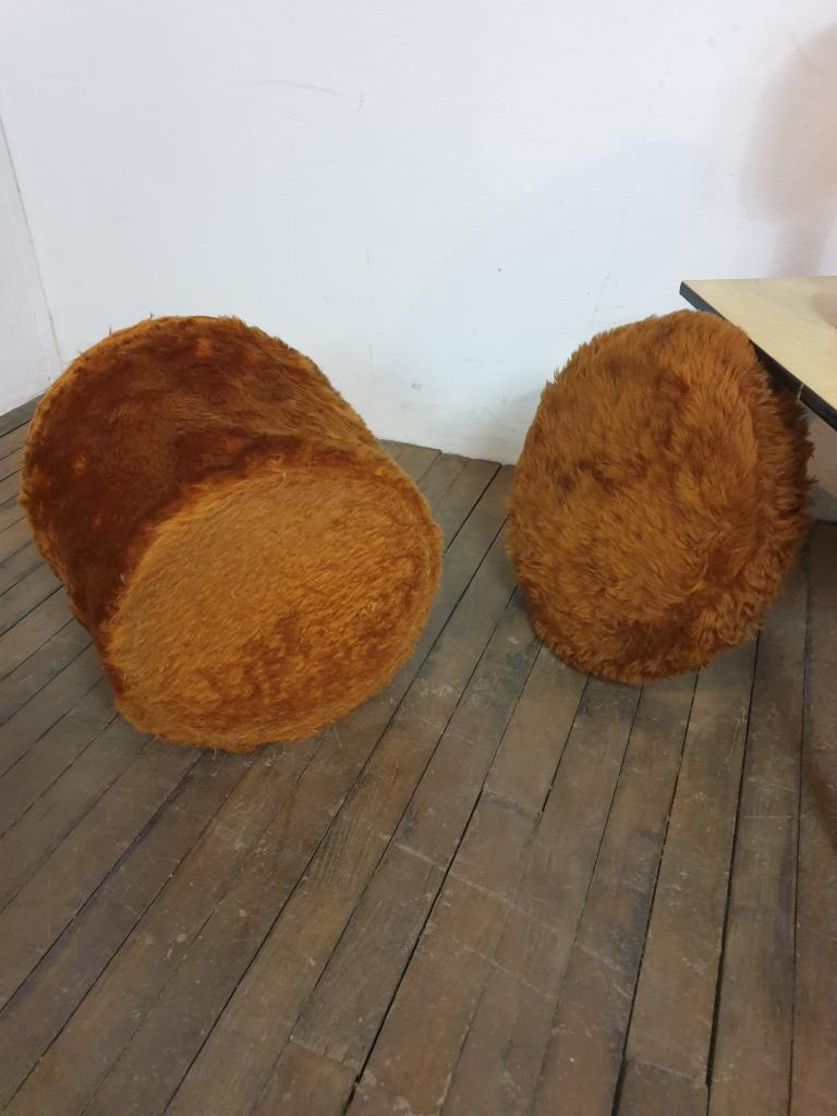 7 pouf moumoute pelfran