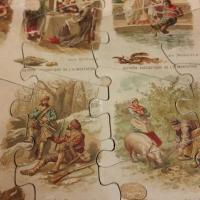 7 puzzle chromo