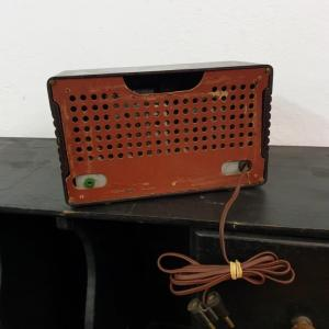 7 radio bakelite
