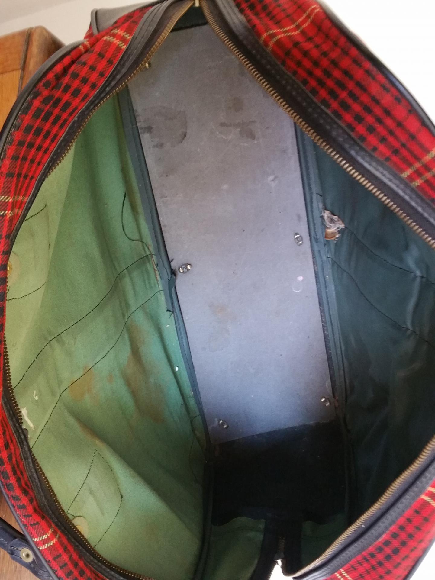 7 sac de voyage ecossais