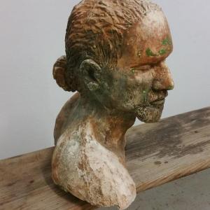 7 tete d homme sculpture