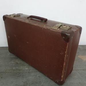 7 valise marron