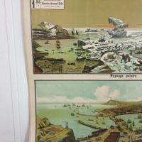 8 affiche d ecole armand colin les region