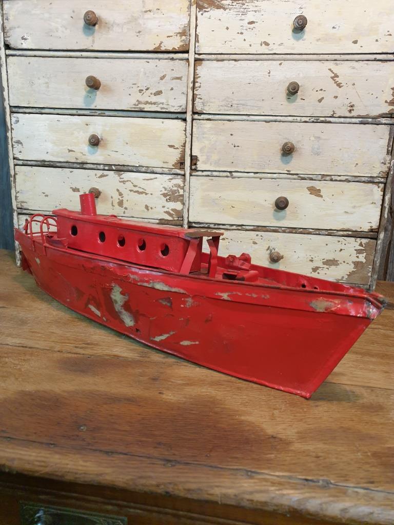 8 bateau de pompier