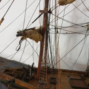 8 bateau vieux grement voilier l ouragan