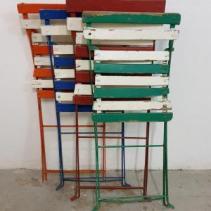 8 chaises de guinguettes 1