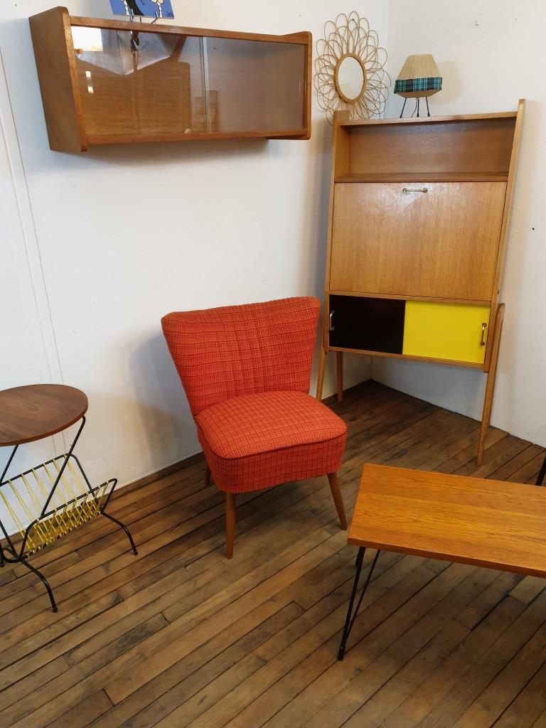 8 fauteuil coktail