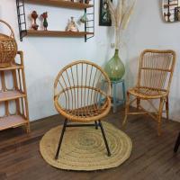 8 fauteuil corbeille 1