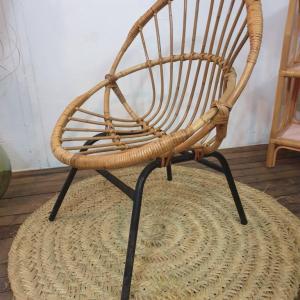 8 fauteuil corbeille 2