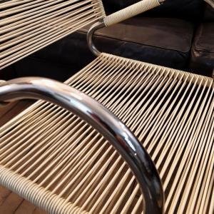 8 fauteuil scoubidou