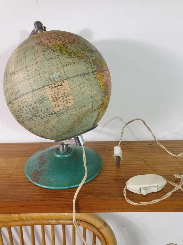8 globe terrestre lumineux perrina 4