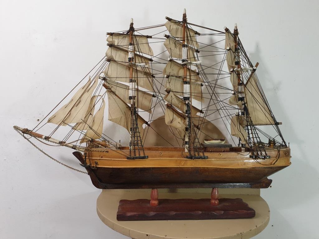 8 maquette de bateau 3 mats