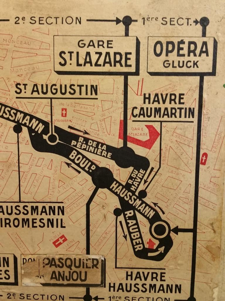 8 plan de ligne de bus de paris