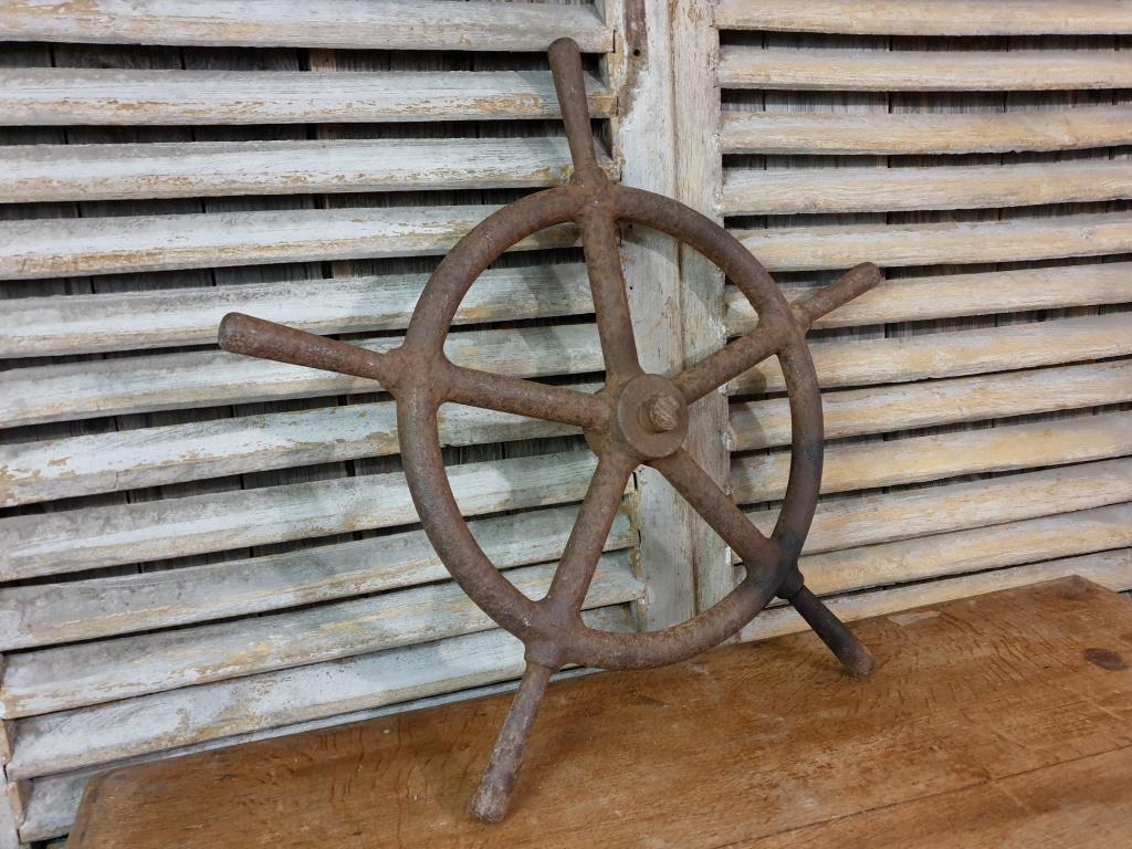 8 roue de bateau