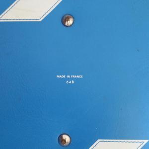 8 sac de sport bleu