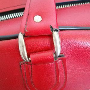 8 sac de sport rouge