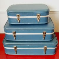 8 valises gigognes