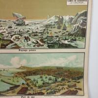 9 affiche d ecole armand colin les region