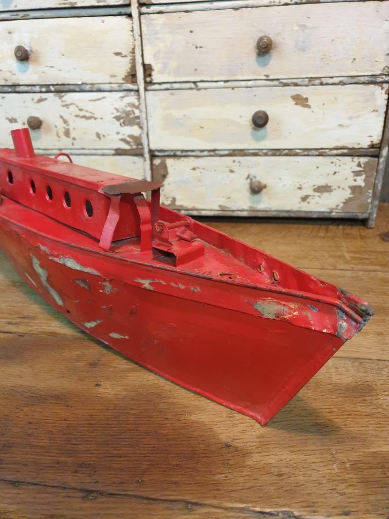 9 bateau de pompier