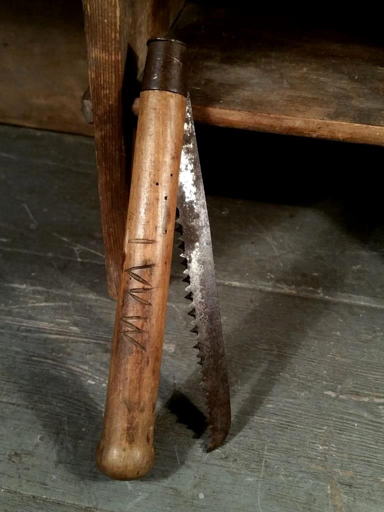 9 couteau scie de jardinier