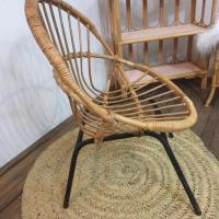 9 fauteuil corbeille 2