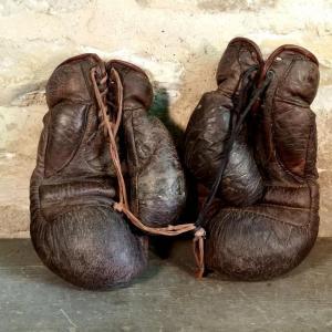 9 gants de boxe