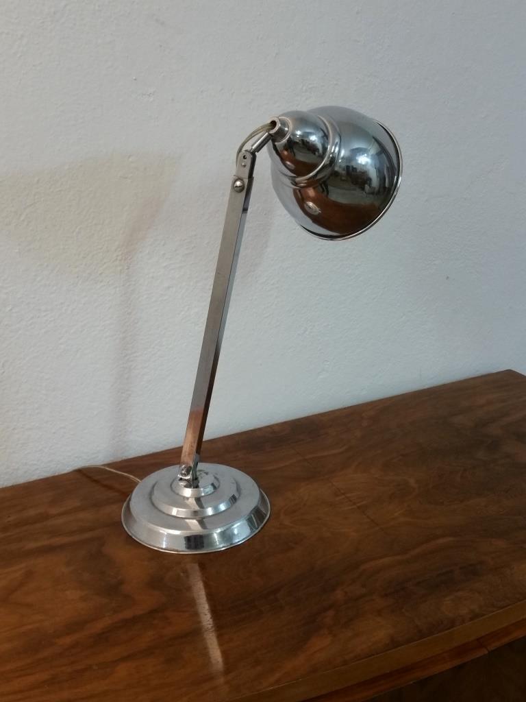 9 lampe de bureau art nouveau