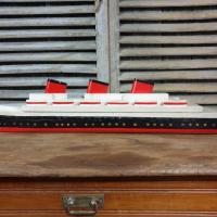 9 maquette paquebot