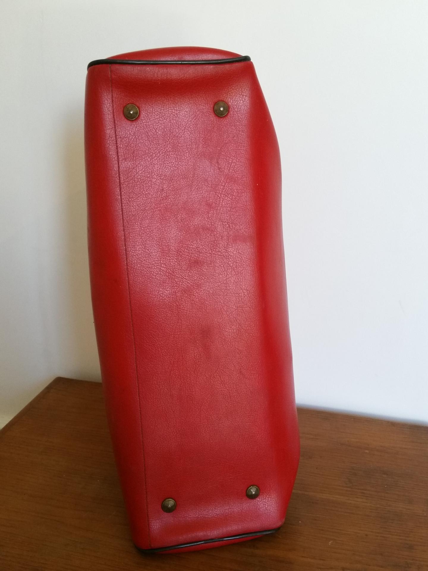 9 sac de sport rouge