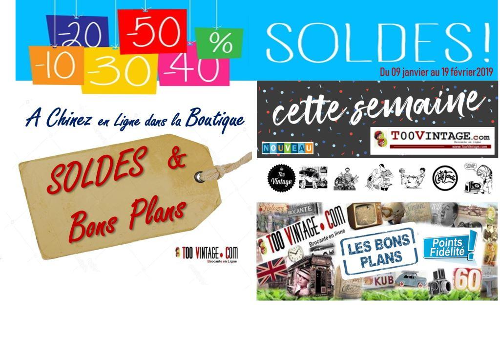 Annonce SOLDES
