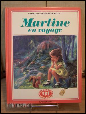Martine en voyage