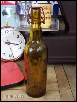 Ancienne Bière des Grands Ducs