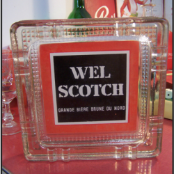 Cendrier Wel Scotch