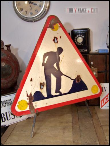 Panneau Signalisation Travaux