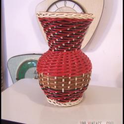 Vase Scoubidou