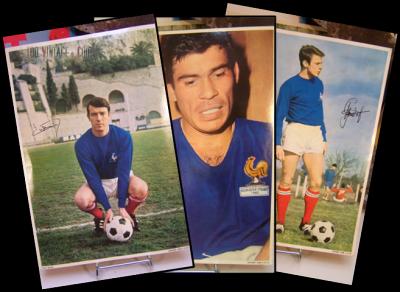 Photos de footballeurs