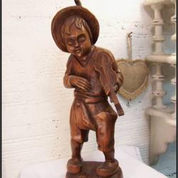 Statue Le Joueur de Violon