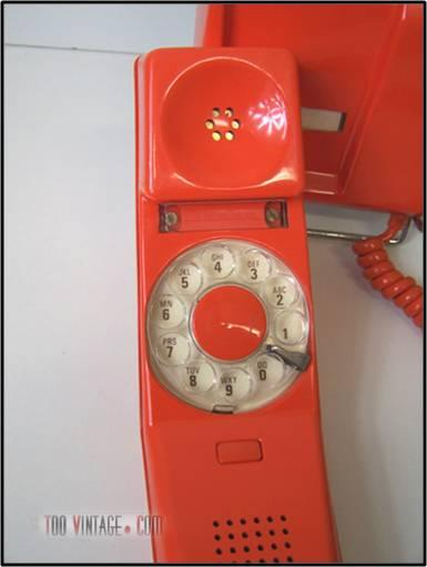Téléphone mural COMTEMPRA