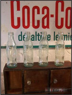 Canettes de COCA COLA