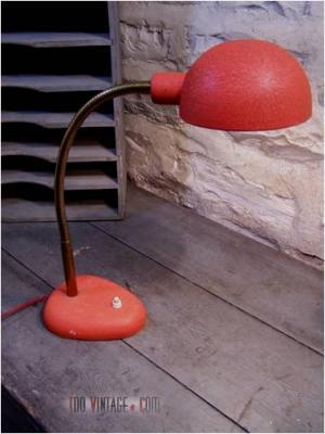 Lampe de bureau 50's
