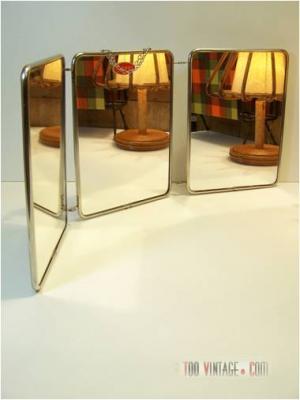 Miroir Triptyque MIRBEL
