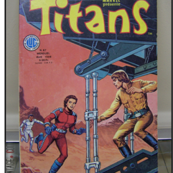 Comics TITANS