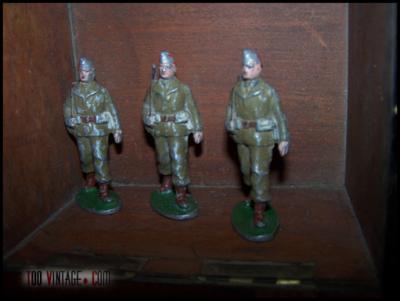 3 Soldats QUIRALU