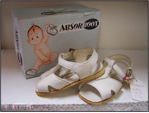 Mes premières Chaussures