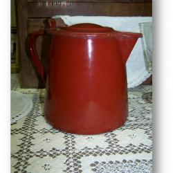 Pot à lait Emaillé