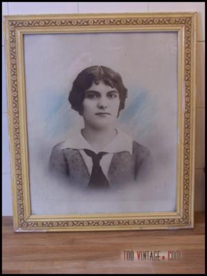 Ancien portrait