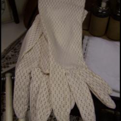 Jolie paire de gants